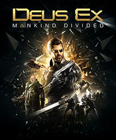 deus ex mankind divided cover art