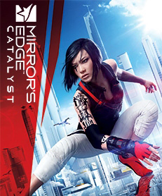 mirror's edge catalyst cover art