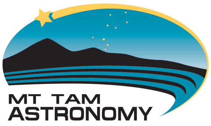 mt tam astronomy programs logo color
