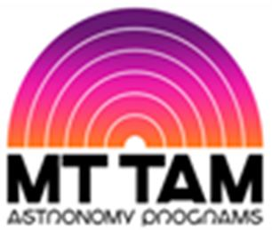original mt tam astronomy programs logo