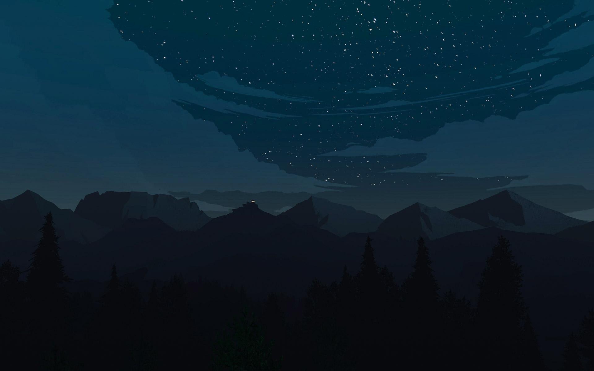 Firewatch Bridges Virtual, Real Worlds | Journal | Matt McLean