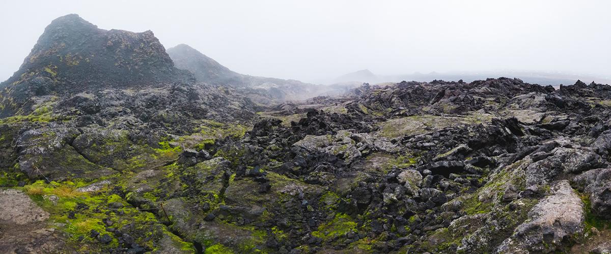 krafla leirhnjukur iceland lava field
