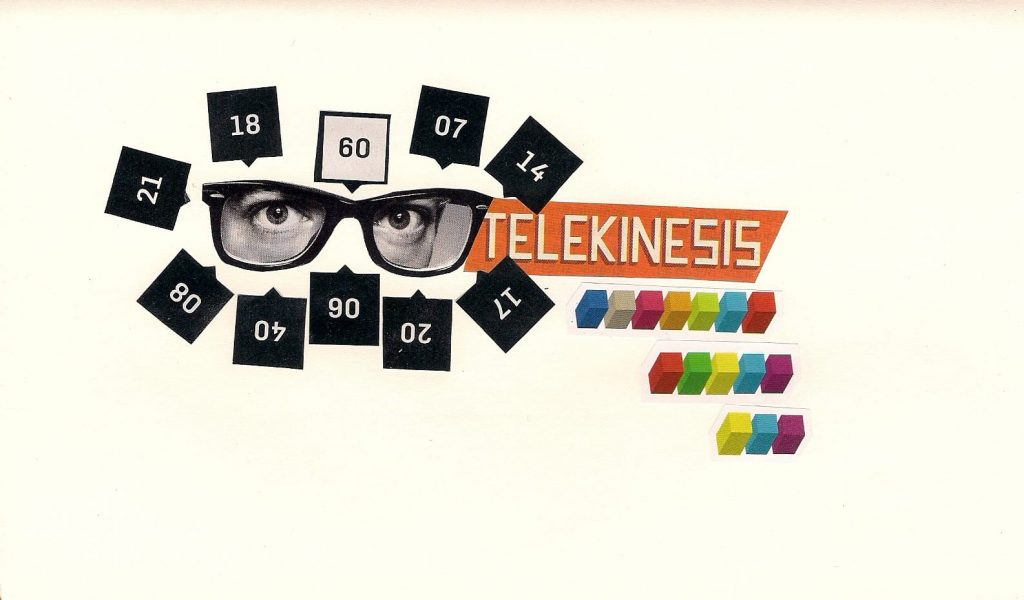 Telekinesis Collage